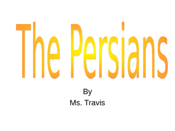 Persians: Rise of an Empire
