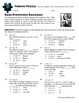 Person Puzzle -- Linear Equations in y=mx+b - Babe Didriks