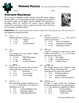 Person Puzzle -- Solving Equations with Radicals - Stephen