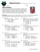 Person Puzzle -- Solving Quadratics by Square Roots - Nick