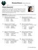 Person Puzzle -- Area Dissection - Yoani Sanchez Worksheet