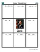 Person Puzzle -- Number Sequences - Ronald Reagan Worksheet