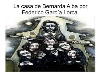 "Personajes de la obra ""La casa de Bernarda Alba"" por Feder"
