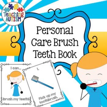Brushing Teeth Social Story