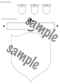 Personal Coat of Arms Worksheet