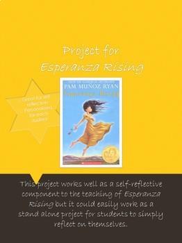 Creative Esperanza Rising Project