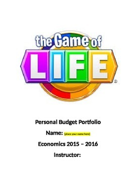 Personal Finance: The Game of Life
