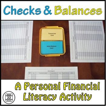 Balance a Check Register