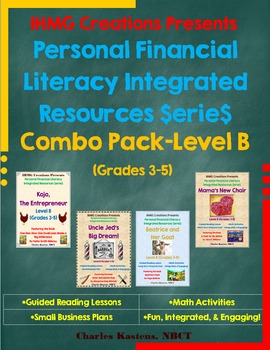 Personal Financial Literacy Integrated Resource Series-Lev