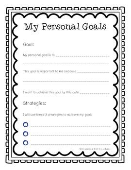 Personal Goal Tracker