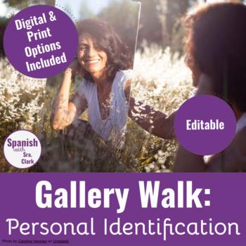 Gallery Walk Activity: Personal Identification