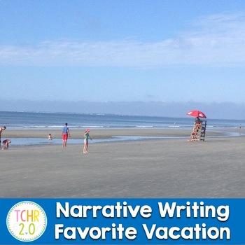 Favorite Vacation Personal Narrative