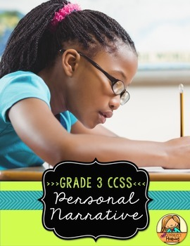 Personal Narrative: Multi-Draft First-Person Writing for G