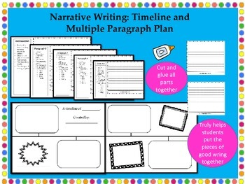 Personal Narrative: Timeline and Format