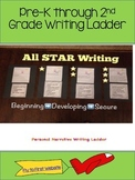 Personal Narrative Writing Ladders for Primary Grades