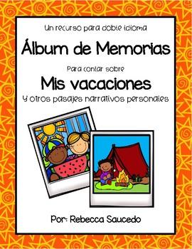 Writing Personal Narratives (Spanish)-Album de Memorias