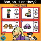 ESL Resources: Personal Pronouns - Easy Grammar for Young