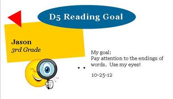 Personal Reading Goal