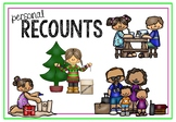 Personal Recount Warm Up