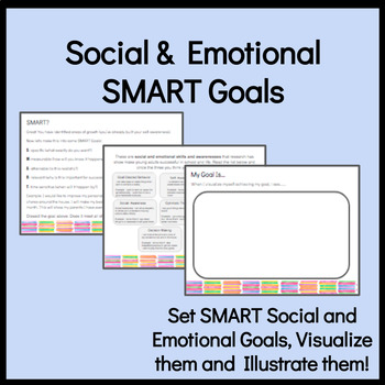Personal (Social and Emotional) SMART Goals