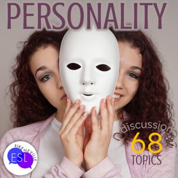 Personality: Discussion Topic Cards