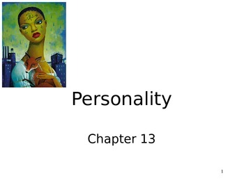 AP Psychology Personality Powerpoint