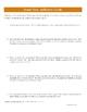 Characterization & Social Media: Literary Elements & Analy