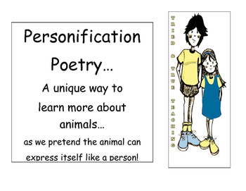 Personification Poetry