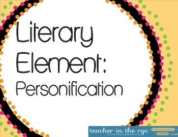 Personification Writing Guide