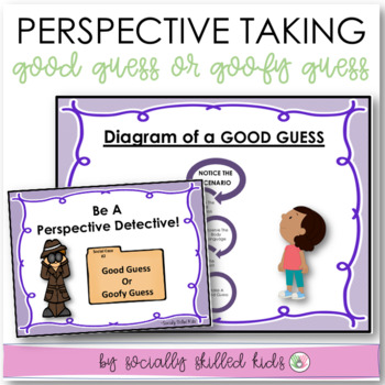 PERSPECTIVE TAKING: Making Social Predictions {Good Guesse