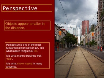 Perspective Drawing Slideshow