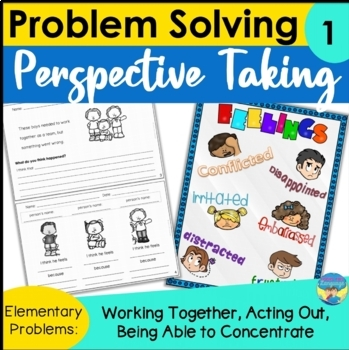 Perspective Taking and Problem Solving- Social Skills, Spe