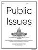Opinion Or Persuasive Essay: Public Issues AND Constitutio
