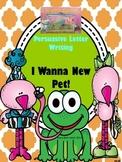 Persuasive Letter - I Wanna New Pet