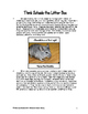 Persuasive Passage: Think Outside the Litter Box, gr 6-8