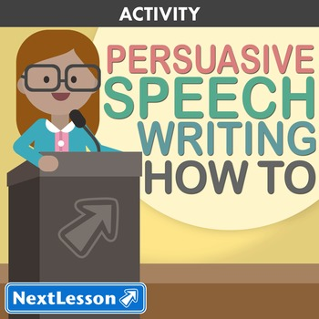 Persuasive Speech Writing - How to!