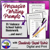Essay Prompt and Rubric