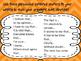 Persuasive Writing Sentence Starters
