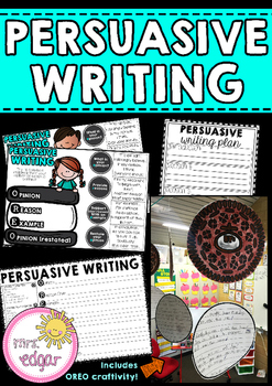 Persuasive Writing Sequence