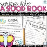 Persuasive Writing Spring Themed