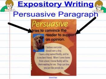 Persuasive Writing Unit: Writer's Workshop Version Smart N