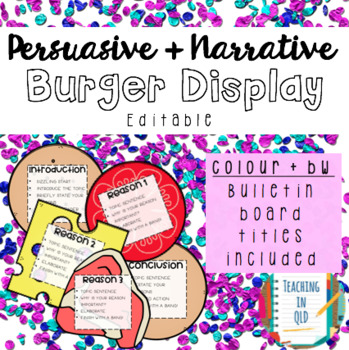 Persuasive and Narrative Sandwich Planning