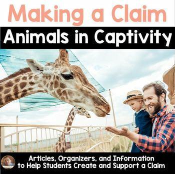 Persuasive/Opinion Writing Project: Animal Captivity (3rd-