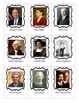 Admirable people in history matching game/Pesonas admirabl