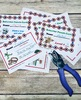 Pet Theme Behavior Punch Cards - 50 pages - 4 Ways to Use