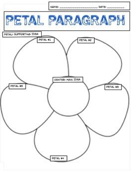 Petal Paragraphs