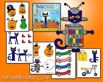 Pete The Cat (Five Little Pumpkins)
