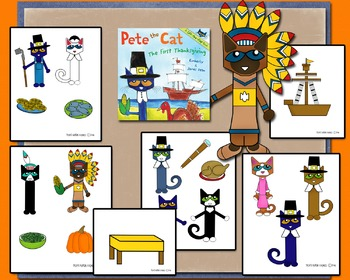 Pete The Cat (The First Thanksgiving)