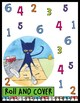Pete The Cat Roll and Cover