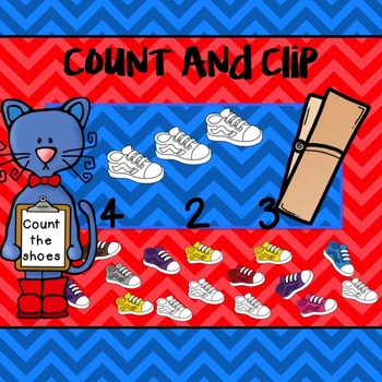 Cat Count and Clip